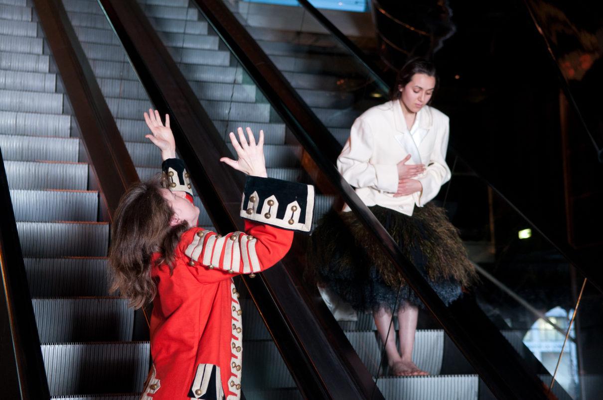 L'Opera nell'opera, Bertrand Stofleth