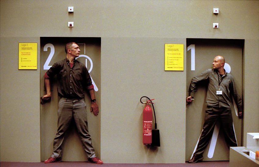 La danse en libre accès, Vladimir Léon